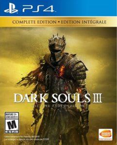Dark Souls III Fire Fades Edition