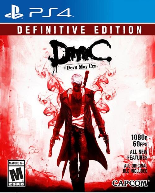 Devil May Cry Definitve Edition