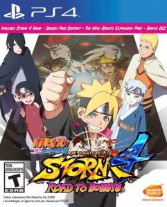 Naruto Shipuden Ultimate Ninja Storm 4 Road To Boruto