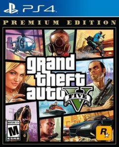 GTA V Grand Theft Auto V Premium Edition