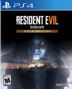 Resident Evil 7 Biohazard: Gold Edition