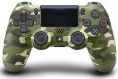 DualShock 4 Green Camouflage