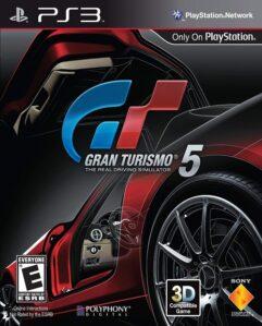 Gran Turismo 5 The Real Driving Simulator