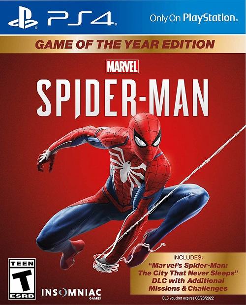 Spiderman GOTYE Edition