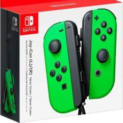 green joycon
