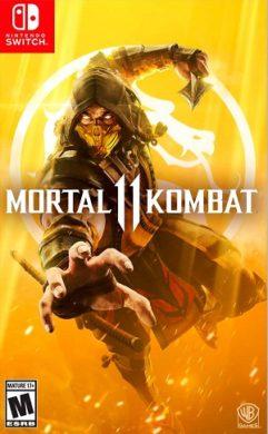 Mortal Kombat 11 NIntendo