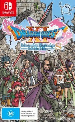 Dragon Quest XI Echoes Of An Elusive Age DE