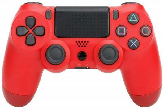 DualShock 4 Magma Red
