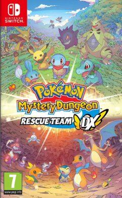 Pokemon Mystery DungeonRescue Team DX