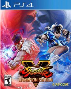 Street Fighter V Championn Edition