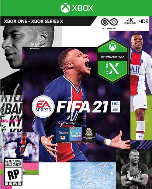 Fifa 21 Xbox