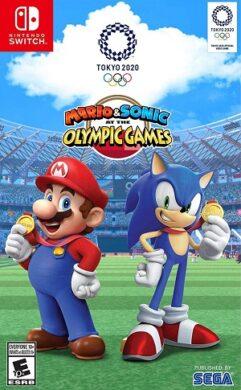 Mario y Sonic en los juegos olimpicos