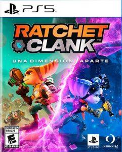 Ratchet y Clank Una Dimension Aparte