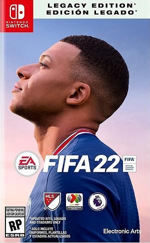 FIFA 22 - Nintendo Switch